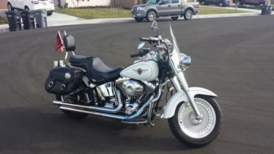 2002 Harley-Davidson Softail - $2000