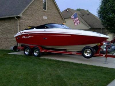 2009 Sea Ray Pachanga 22 PowerBoat - $7000