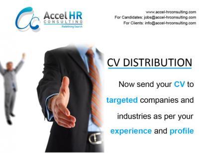 CV Distribution Recruitment Firm in Dubai