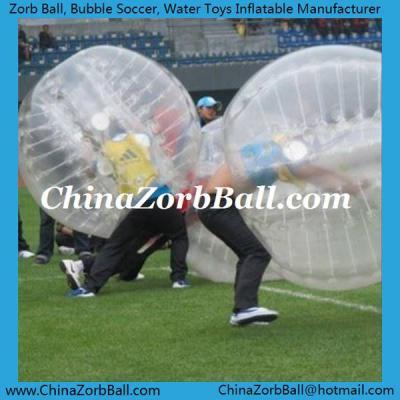 Bumper Ball, Bubble Football, Body Zorbing