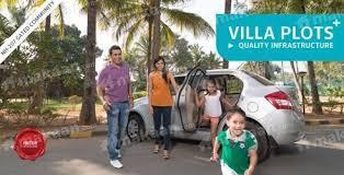 NBR Trifecta, villa plots Rs. 1350/- per sq.ft ..