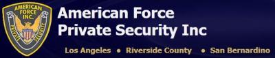 Chino Private Security Company
