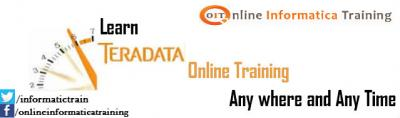 Online Teradata Training Through the Global Expert Trainers