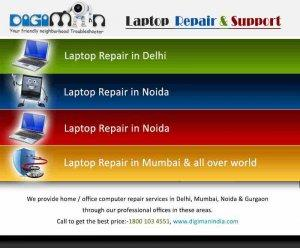 Computer Repair Service Providers in Delhi NCR, India - Delhi