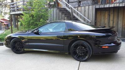 1997 Pontiac Trans Am Firebird Trans am