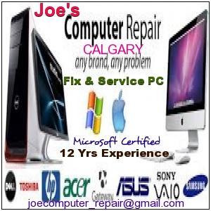Joe Computer Repairs