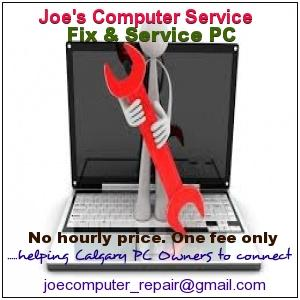PC Repair services from Microsoft certified expert