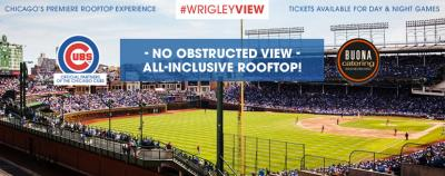 Book The Wrigley Field Rooftop Seats