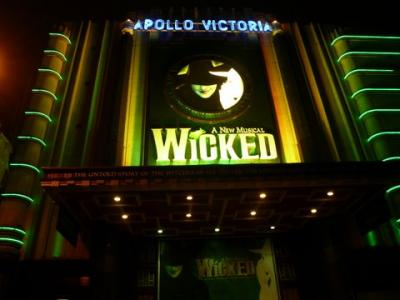 Wicked Theatre Tickets London