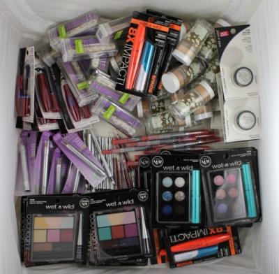 200pcs. Wholesale Makeup Wet n Wild Maybelline Hard Candy