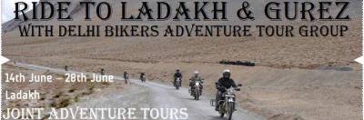 The Ladakh Roadtrip | Buy Event Online Tickets