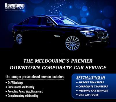 Chauffeur Car Hire Melbourne