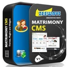 Get Matrimony CMS with Free Domian and Hosting