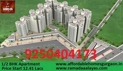 Ramada Aalayas Affordable 2 BHK @ 17.69 Lac Sector 102 Gurgaon