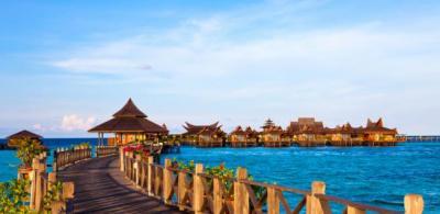 5N/6D Malaysia Honeymoon package