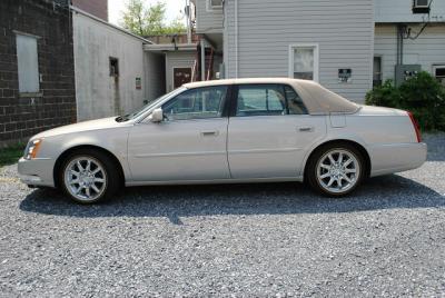 2008 Cadillac DTS Platinum