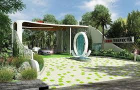 NBR Trifecta is a well-built residential project developed by NBR Group.