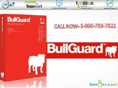 SupportMart Offers All Time Operational BullGuard Technical Support Number