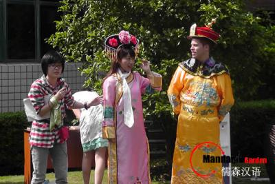 Chinese Summer Camp-Learn authentic mandarin in China