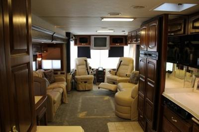 2003 Newmar Mountain Aire MADP 4064