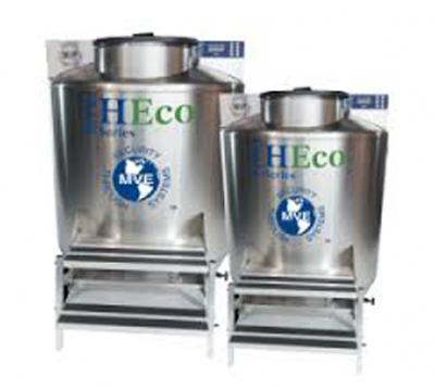 3 Liter Reseach Dewars | Ln2 storage dewars | stainless steel storage tanks | stainless steel tanks