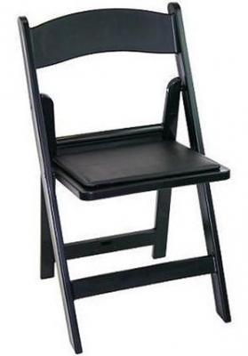 Free Shipping Black Resin Chair