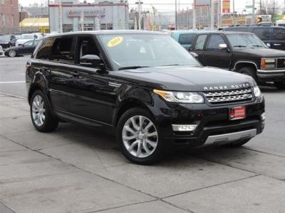 USED Range Rover Sport Supercharged 2014