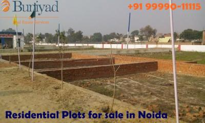 Residential Plots for Sale in Noida @ 9999011115