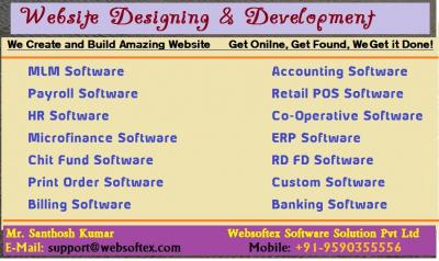 RD FD, Binary MLM, Career Plan, Chit Fund, Banking, Cooperative Agent