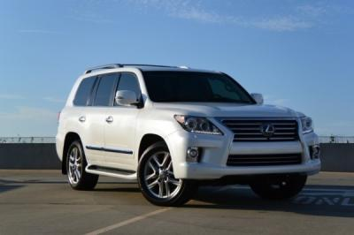Up for  sale 2014 Lexus Lx 570 Model Suv v8 with full option.