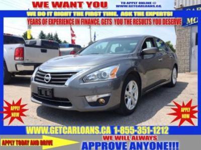 Used Nissan Altima | Find Best Deals On Garston Motors