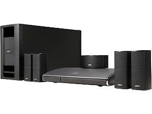 Bose LIFESTYLE 535 SERIES III SYSTEM BLK Lifestyle 535 series III