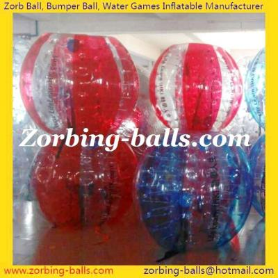 Bubble Football, Body Zorb, Loopy Ball Soccer, Battle Ball