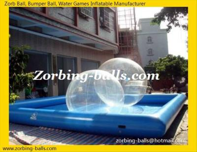Water Ball Pool, Inflatable Pool