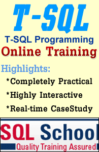 EXCELLENT PROJECT ORIENTED REALTIME PRACTICAL TRAINING ON SQL Server 2012 SQL Admin