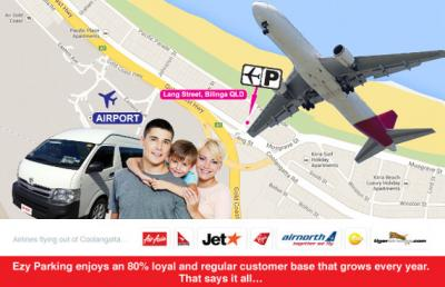 Looking for Long Term Parking at Gold Coast Airport?