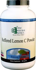 Buffered Lemon C Powder | Concord Weight Loss Clinic and Allergy Center