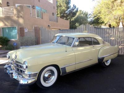 1949 Cadillac Series 6237 Coupe DeVille