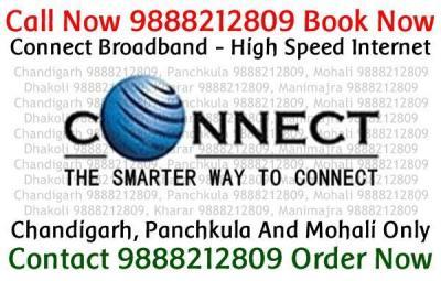 Best Broadband Connection in Chandigarh
