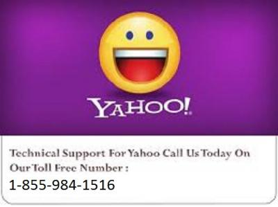 Yahoo Tech Support: 1-855-984-1516