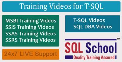 PRACTICAL SQL Server 2014 CLASSROOM TRAINING