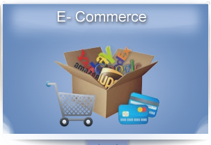 Ecommerce web development in India