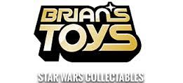 Find all the latest Star Wars toys @ Brian's Toys