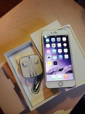 Apple IPhone 6 Plus  4G 128GB UNLOCKED