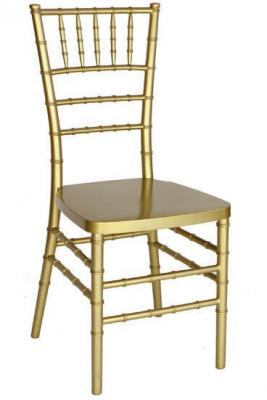 1st Stackable Chairs Larry Hoffman Presenting Resin Steel Core Chiavari Chairs