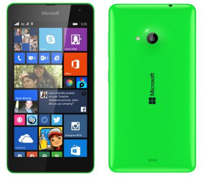 Microsoft Lumia 540 Dual Sim(black) now available for 4794 at poorvika .
