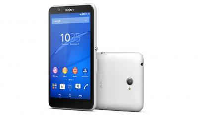 Sony Xperia E4 - Dual available for 9949 at poorvika