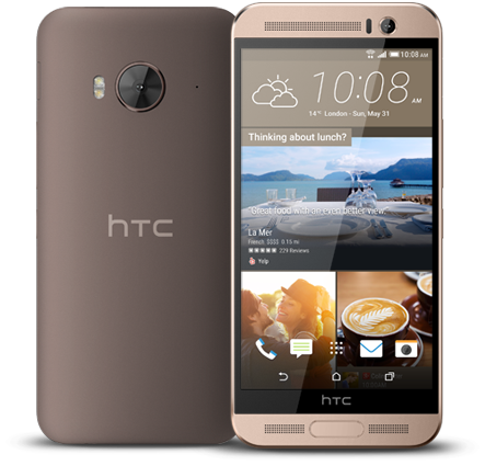 HTC One ME(grey)available for Rs 38450 at poorvika .