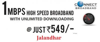 Best Broadband Plans in Jalandhar
