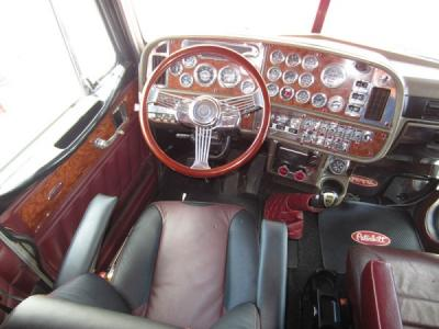 2003 Peterbilt 379 Long Hood